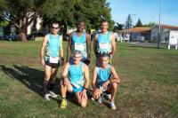 Semi marathon du porge